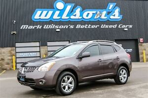 2008 Nissan Rogue SL SUNROOF! HEATED SEATS! PADDLE SHIFT! POWER