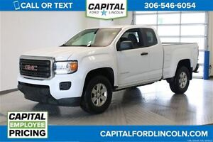 2015 GMC Canyon Extended Cab 4WD **New Arrival**