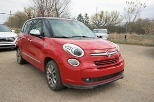 2014 FIAT 500L Trekking Lounge Leather, Powersunroof, NAV, Heate