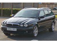 Jaguar X-Type 2.5 V6 XS 5dr£2,599 Full Service history 1 key
