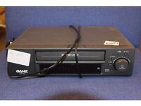 GANZ CCTV VHS time lapse CCTV tape recorder machine