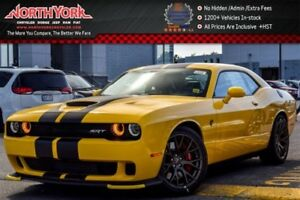 2017 Dodge Challenger New Car SRT Hellcat Sunroof Carbon Stripes