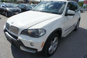 2010 BMW X5 xDrive35d Diesel  |  Pano Roof  | Backup Sensor | Cl
