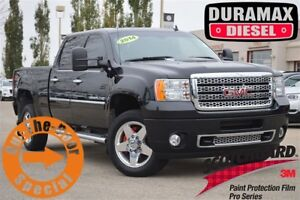 2014 GMC SIERRA 2500HD Denali| Sun| Nav| H/C Leath| Heat Wheel|