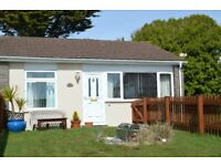 WOOLACOMBE N DEVON LOVELY CLEAN COSY SC HOLIDAY BUNGALOW SPACES JUNE330 JULY365 AUG 480 SLEEPS 4
