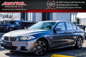 2012 BMW 528I xDrive|M Pkg|Sunroof|Nav|CleanCarProof|Drvr/Pass M