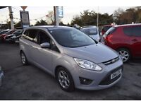 Ford Grand C-MAX 1.6TDCi ( 113bhp ) 2011MY Zetec 7 SEATER NEW ENGINE WITH 6000 MILES ONLY