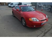 2003 HYUNDAI COUPE SE MOT UNTIL JANUARY 2019