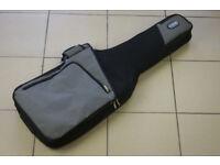 Kinsman Deluxe Thick Padded Guitar Gig Bag for Strat, Tele, Les Paul e.t.c.... WILL POST