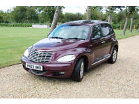 Chrysler PT Cruiser 03 Reg