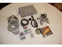 Original Sony PlayStation 1