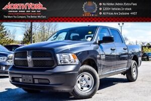 2017 Ram 1500 New Car Tradesman 4x4|Crew|Bedliner|Tow Hitch|Sat