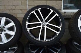 VW alloy wheels. Various sets. Golf/exeo/leon/a4/sline