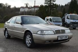 Classic Rover 825 v6.can be seen in barrhead