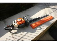 Stihl HS81RC petrol Hedge cutter