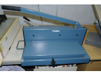 A3+ Heavy Duty DAHLE Guillotine Trimmer Paper Cutter