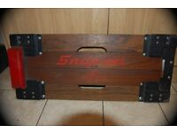 snap on wooden crawler board