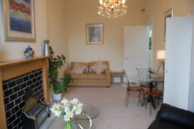 Central, New Town, Great King Street. Available September. Magnificent 1st floor 1 bed, spacious.