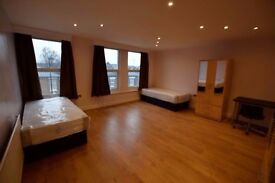 AMAZING DOUBLE/TWIN ROOMS FOR COUPLES OR 2 FRIENDS!! 15MIN TO OXFORD CIRCUS!! ALL BILLS INCLUSIVE!!