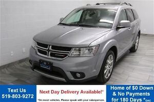 2015 Dodge Journey R/T AWD 7-PASSENGER! LEATHER! REAR A/C! HEATE