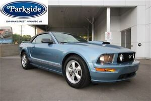2007 Ford Mustang GT Convertible with Leather Automatic 4.6L V8