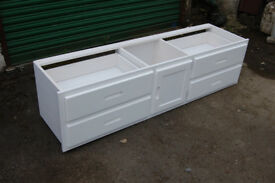 Captains storage units / drawers / sideboard