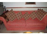 knoll 3 settee for sale