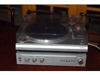 Phillips stereo amplifier