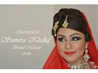 BRIDAL MAKEUP ARTIST- HAIR STYLIST --LOW RATES--