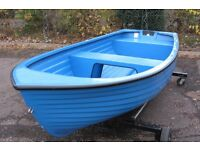 FISHING DINGHIES 9FT 6, 12 AND 15 FEET NEW FULL WARRANTY, AND PACKAGES AVAILABLE - UK WIDE