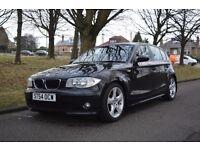 FOR SALE BMW 118 DIESEL SPORT-2005 MODEL-SPORT ALLOYS-FULL LEATHER INTERIOR-FULL SERVICE HISTORY...