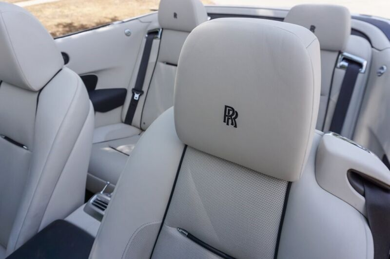 Image 14 Coche Americano usado Rolls-Royce Dawn 2016