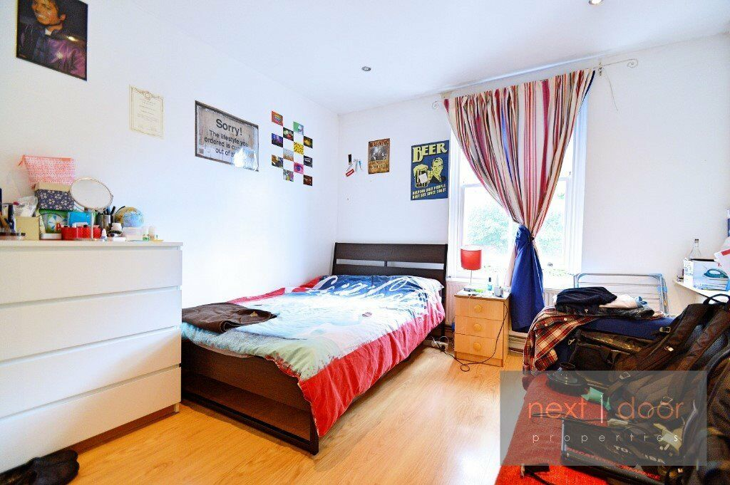 WELL LOCATED 1 DOUBLE BED APARTMENT TO RENT IN OVAL SW9 - MOMENTS FROM OVAL TUBE (NORTHERN LINE)