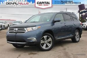 2011 Toyota Highlander Limited 4WD NAV SUNROOF HEATED SEATS 61K