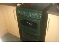 green gas cooker