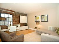 **Tower Bridge** Moments to Tower Bridge & Butlers Wharf, 24hr concierge, gym, parking, furnished