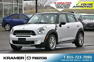 2016 MINI Cooper S Countryman ALL4 *Hail Special*