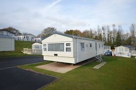 STATIC CARAVAN FOR SALE. 11.5 MONTH FREE SITE FEES for 2017 CALL DANIEL ON 07427104227