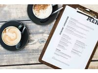 Barista and waiting staff for busy café/eaterie in Brighton