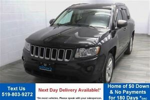 2011 Jeep Compass 4WD NORTH w/ HEATED SEATS! ALLOYS! POWER PACKA