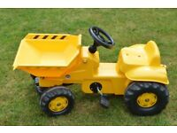 Children's Toy Dumper Truck