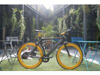 "Brand new NOLOGO ""X"" TYPE single speed fixed gear fixie bike/ road bike/ bicycles + 1year warranty d"