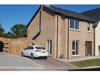 **Provisionally agreed** Fully furnished new build 4 bedroom house Newtownards - monthly basis only