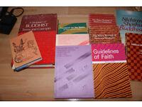 buddist books