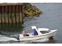 Orkney 19 Boat