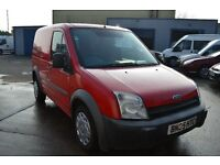 2005 FORD TRANSIT CONNECT 220 swb IN GOOD CONDITION WITH MOT Until APRIL 2017