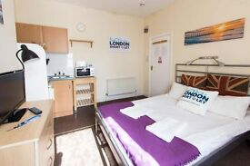 SHORT LET!!! Cozy studio flat in Willesden Green (#P5)