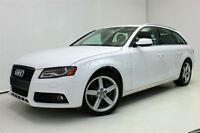 2012 Audi A4 Premium Wagon * Xenon * Bluetooth * Quattro