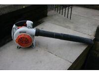 Stihl BG86c garden leaf blower