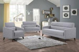 MEET OUR NEW DEALS!!! BRAN NEW LIVING ROOM SOF SET FOR 799$ ONLY: 3 COLORS TO CHOOSE.